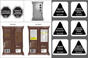 Designers da UFPR ajudam a desenvolver proposta de rótulos alimentícios