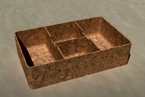 Fonte: Reprodução, R8 Project – The Cork Food Box, UC